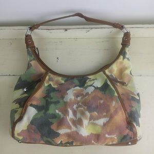 Tiganello canvas shoulder bag
